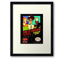 the it crowd Framed Print