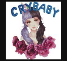 Melanie Martinez Crybaby Patch One Piece - Short Sleeve