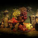 Still life  by Irene  Burdell