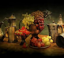 Still life  by Irene  Burdell