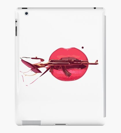 47 kiss iPad Case/Skin