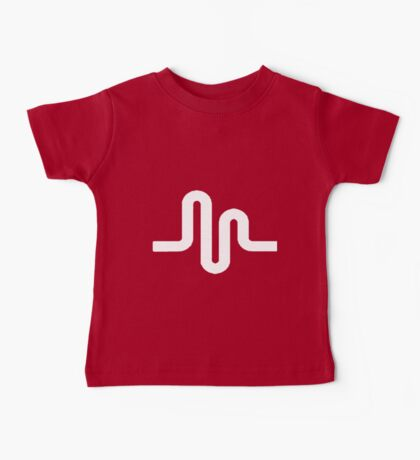 Musical.ly Logo Baby Tee