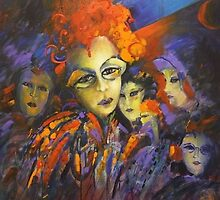 Carnevale 2 by Ivana Pinaffo