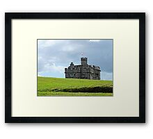 Pendennis Castle, Falmouth Framed Print
