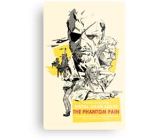 The Phantom Pain Metal Print