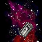 Floating in a Tin Can  by Ivy Drip
