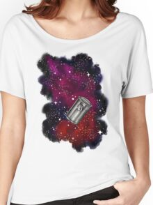 Floating in a Tin Can  Women's Relaxed Fit T-Shirt