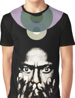 Miles Davis, Celebrity Portrait, Jazz Graphic T-Shirt