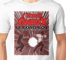 L'Homme SanbraX - White Unisex T-Shirt