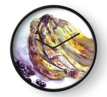 Fruit Study Clock