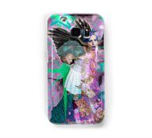 Kitty Glitter Samsung Galaxy Case/Skin