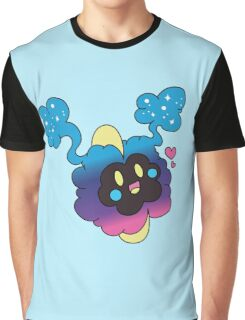 Nebby Loves you Graphic T-Shirt
