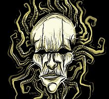 Medusa t-shirt by os-frontis
