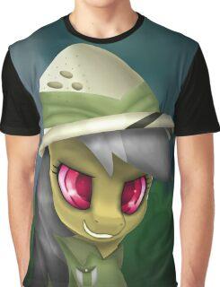 Daring Do Portrait (Hat & Shirt) Graphic T-Shirt