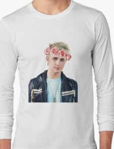 flower crown dalton Long Sleeve T-Shirt