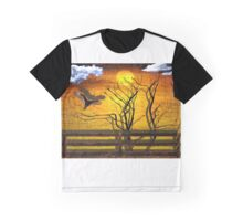 Shadow-Town, Pa Graphic T-Shirt