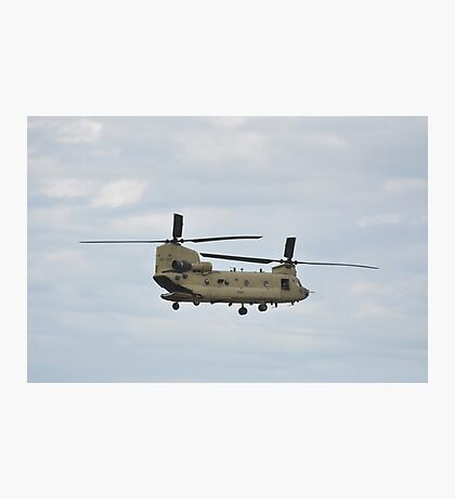 Townsville Air Show,Australia 2016- Chinook A15-305 Photographic Print