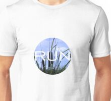Run Song Title with Picture Unisex T-Shirt