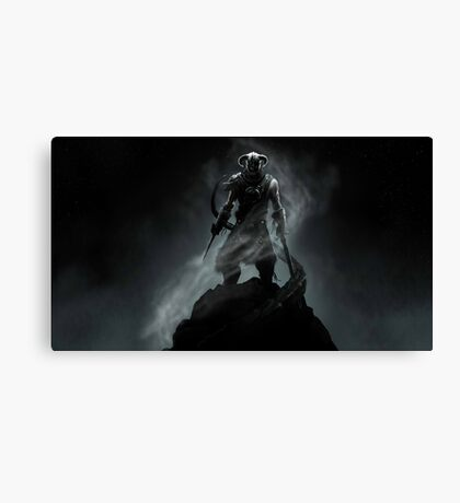 Dragonborn Canvas Print