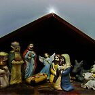 Nativity scene by missmoneypenny