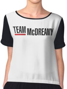Grey's Anatomy - Team McDreamy Chiffon Top