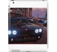 Grand Theft Auto 5 iPad Case/Skin