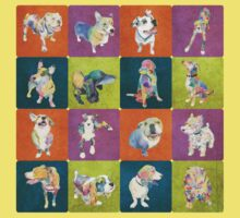 Positively Dog Street: Dog Pound Baby Tee