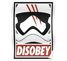 Obey Disobey Poster