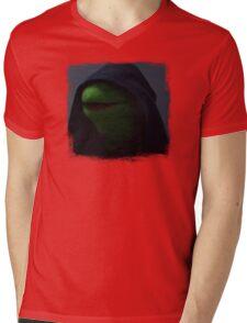 Kermit meme Mens V-Neck T-Shirt