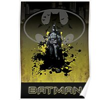 Batman 1 Poster