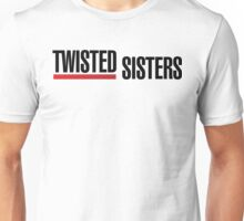 Grey's Anatomy - Twisted Sisters Unisex T-Shirt