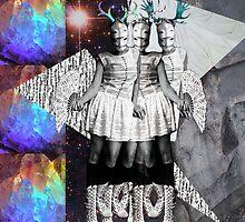 Crystal Antlers  by Mirabelle Jones