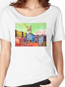 Gold Rush Women's Relaxed Fit T-Shirt