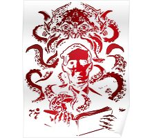 cthulhu lovecraft Poster