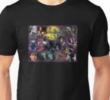 Tim Burton Collage Unisex T-Shirt