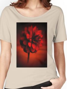 The Beauty of red Women's Relaxed Fit T-Shirt