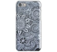 Blossoming Flowers iPhone Case/Skin