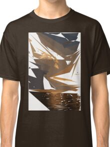 Gold and Brown Classic T-Shirt