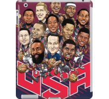 Epic Basketball Players 046 iPad Case/Skin