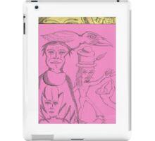 ring master iPad Case/Skin
