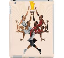 Epic Basketball Players 047 iPad Case/Skin