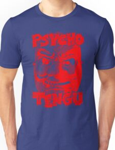 Psycho Tengu - Red Unisex T-Shirt