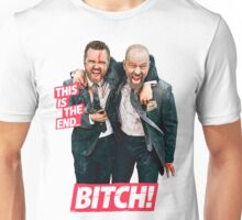 this is the end bitch heisenberg Unisex T-Shirt