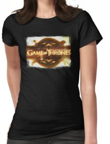 Thrones Womens Fitted T-Shirt