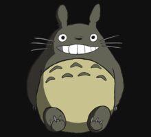 Totoro (new version) One Piece - Short Sleeve