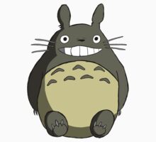 Totoro (new version) by Otie