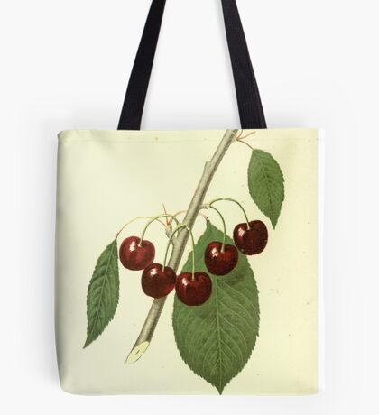 cherries Tote Bag