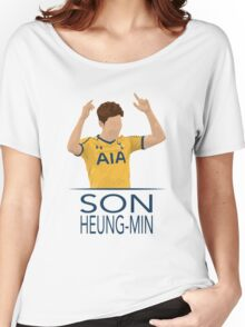 Son Heung-Min Women's Relaxed Fit T-Shirt