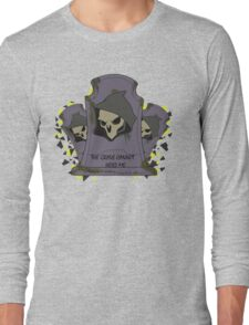 Fragment Reaper Long Sleeve T-Shirt