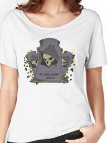 Fragment Reaper Women's Relaxed Fit T-Shirt